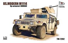 T-MODEL TM7202 1/72 U S M1114 Up armored HMMWV