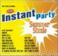 Instant Party: Summer Sizzle - Various Artists - EACH CD $2 BUY AT LEAST 4 2001-
