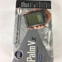 Palm Vx Handheld 1999 Ultra Slim New Factory Sealed Box 3C80401U