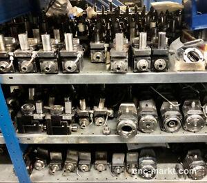 Traub angetriebene, rotierende WZ, Werkzeughalter, VDI40, VDI25, VDI30