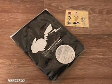 THUNDERBOLT PROJECT BY FRAGMENT & POKEMON 2 WAY BAG WITH STICKER SET BRAND NEW