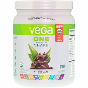 One, All-in-One Shake, Chocolate, 13.2 oz (375 g)