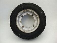 Yamaha LB80 LB 80 Chappy #6119 Rear Wheel & Tire