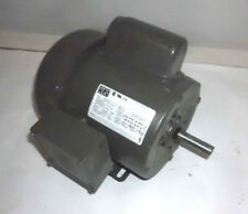New Weg 1/2 HP Electric Motor Model 5036ES1BB56 J-7