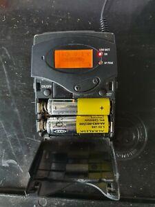 Sennheiser BODYPACK TRASMETTITORE SK100 G3 FREQ RANGE E (823-865) per EW100