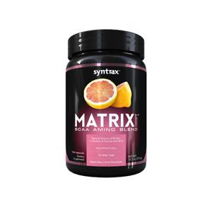 Syntrax Matrix BCAA Amino Blend 370G BCAA L-Citrullne Bet Alanine HICA 30serving