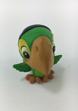 Disney Store Jake and the Neverland Pirates Skully Bird Figure 1.5""