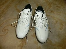 Callaway Women's White and Blue with Glitters Golf Shoes Size US 7 / EU 38