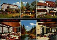 7341 MÜHLHAUSEN Gasthof Pension Metzgerei Zum Adler AK Postkarte um 1070 ungel.