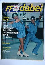 DDR Fernsehzeitschrift FF Dabei RARITÄT 06/1987 TOP !!