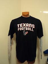 Reebok NFL Houston Texans Football Mens Shirt NWT  25 S a8ef83258