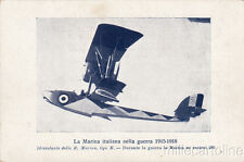 * WWI - Marina Italiana - Idrovolante tipo M, 280 Esemplari