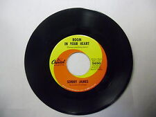 Sonny James How Many Times Can A Man Be A Fool/Room In Your Heart 45 RPM VG+