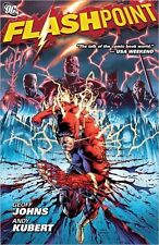 DC COMICS FLASHPOINT TPB TRADE PAPERBACK FLASH CYBORG BATMAN WONDER WOMAN