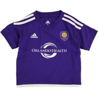 Orlando City SC Adidas MLS Toddler Home Purple Scoeer Jersey