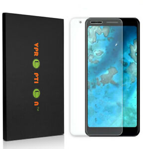 2X VPROPTION Tempered Glass Screen Protector Saver Shield for Google Pixel 3A