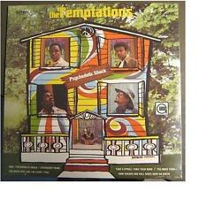 "TEMPTATIONS ""PSYCHEDELIC SHACK"" - LP"