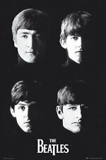 "THE BEATLES - JOHN GEORGE RINGO PAUL - PORTRAITS 91 x 61 cm 36"" x 24""  POSTER"
