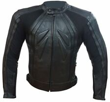 Sweat-shirt Veste Motorrad Cuir Racing Avec protections CE Sfodrabile BIESSE