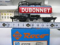 Roco HO 4337F Kesselwagen Dubonnet SNCF (CD/075-14R4/6)