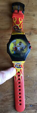 Burger King 2002 The Simpsons Homer Grilling Talking Watch Mmm...Burger