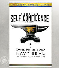 Navy SEAL Training: Forging Self-Confidence Book by David Rutherford