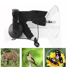 Portable Amplifier Spy Ear Bionic Long Listening Device Birds Watcher Recording