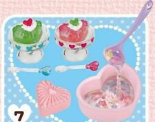 Re-Ment miniature#93 heart sweets making colorful fruits jelly set