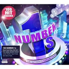Various Artists The Ultimate Collection Number 1s CD