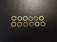 Cuckoo Clock Parts  -  Rings ( 12 Pieces )