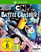 Cartoon Network: Battle Crashers (Microsoft Xbox One, 2017)