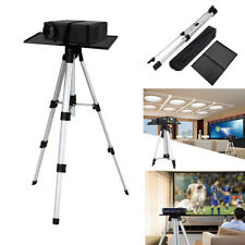 Portable Projector Laptop Stand Adjustable Table Tripod Stand 55-140cm UK Stock