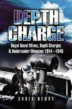 DEPTH CHARGE - HENRY, CHRIS - NEW HARDCOVER BOOK