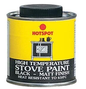 Hotspot Stove Black Paint Tin- 200ml