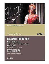 BELLINI-Vincenzo Bellini - Beatrice Di Tenda (2 Dvd) - (Italian Import) DVD NEW