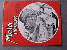 ** Moto Revue n°1680 Bien voir et être vu / Les M.Z compétition 1963