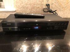Mint Denon DVD MP3 WMA Dolby Digital DVD-1910 & RC 982 Remote Perfect Condition
