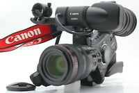 【 FOR PARTS 】 CANON XL H1 Camcorder W/ 20x Zoom XL 5.4-108mm L IS II F1.6-3.5