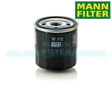 Mann Hummel OE Quality Replacement Engine Oil Filter W 712