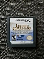 Legend of the Guardians The Owls Of Ga'Hoole Nintendo DS 2010 (GAME ONLY)