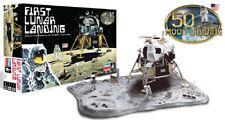 Monogram 1/48 First Lunar Landing Apollo 11 Astronauts On The moon Model Kit