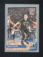 2015-16 Panini Complete Silver #87 Zach LaVine - NM-MT