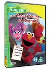 Sesame Street: Elmo's Travel Songs & Games [DVD], Good DVD, ,