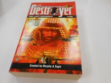 The Destroyer #120:The Last Monarch by Warren Murphy (2000,USA) Gold Eagle-1st