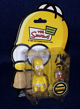 "The Simpsons CASUAL (UNDERWEAR) HOMER 3"" Qee Keychain Action Figure"