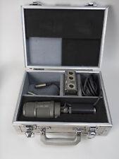 Fostex M22RP Printed Ribbon Stereo Microphone w/ Case & Matrix RARE