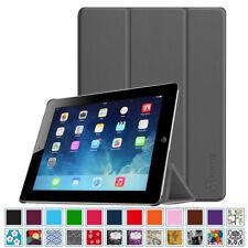 For Apple iPad 2 iPad 3 iPad 4 Case Smart Stand Cover with Auto Wake/Sleep