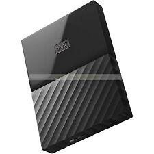 Western Digital 1TB Mi Pasaporte Negro USB3.0 625MB/s Disco duro externo ct ES