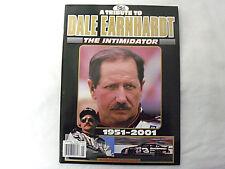 CELEBRITY WORLDWIDE INC Magazine Featuring Dale Earnhardt THE INTIMIDATOR