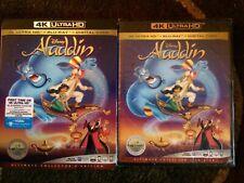 Aladdin Animation DISNEY 4K UHD